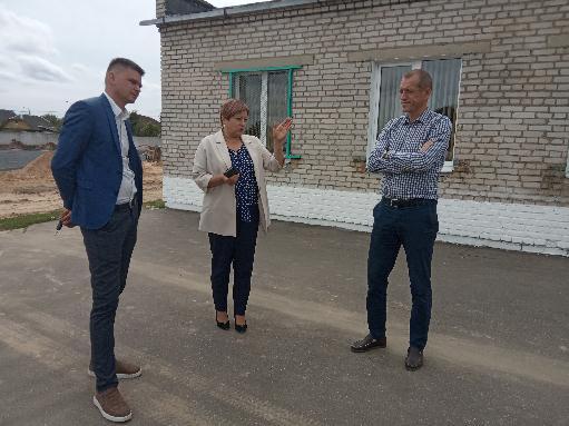 4 июня 2021 года в рамках визита союзных парламентариев во Владимирскую область состоялась встреча депутатов с руководством региона